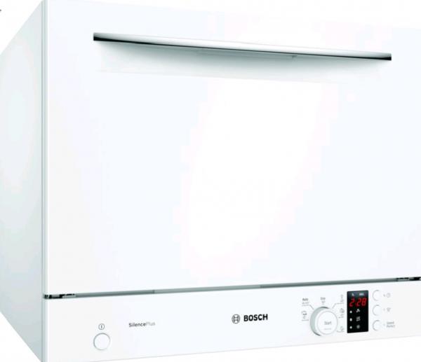Bosch SKS62E32EU Serie | 4 Freistehender Kompakt Tisch-Geschirrspüler EEK F