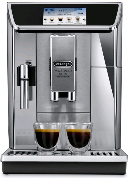 DeLonghi ECAM 650.85.MS Primadonna Elite Experience